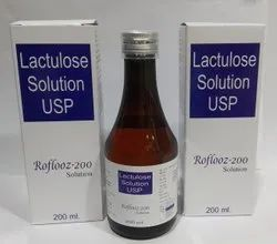 Lactulose Solution USP 200 Ml Syrup