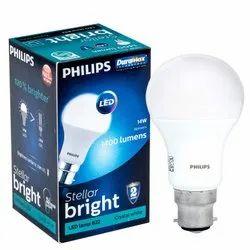 Ceramic Round Philips Stellar Bright LED Bulb