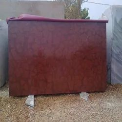 Red Oman Marble