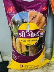 Shree gold maize oil cake, For Animal Feed, Packaging Size: 24