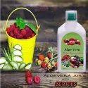 Aloe Vera With Berry Juice