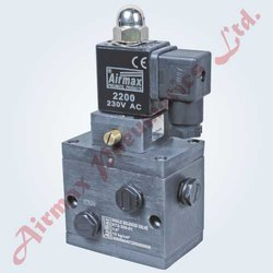 5/2 Way Poppet Type Solenoid Valve