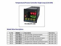 Single Loop Temperature Process Controller