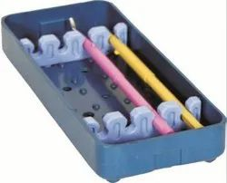 Instrument Sterilization Tray ( 1000 TIMES AUTOCLAVABLE )