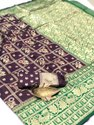 Cotton Silk Patola Sarees