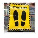 Covid 19 Safety Sign Stickers