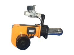 Mild Steel Yellow and Black 150 kw Industrial Gas Burner