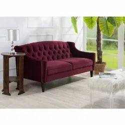 2 Seater Modern Sofa Set