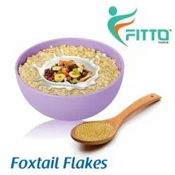 Foxtail Flakes, Packaging Type: Packet, Organic