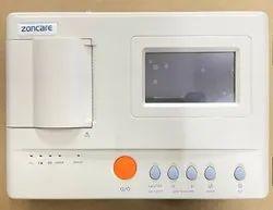 Zoncare 3 Channel ECG Machine, Digital, ZQ-1203G