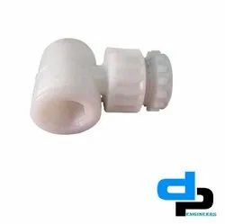 White FRP Cooling Tower Spray Nozzle
