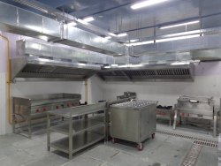 Commercial Kitchen Exhaust, Fan Speed: 1440 RPM