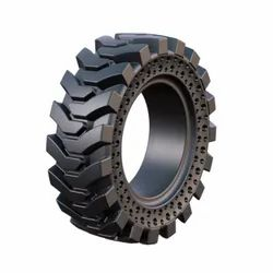 31 X 6 X 11 Solid Skid Steer Tire