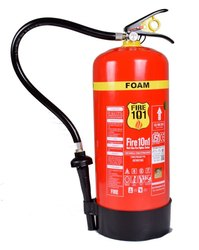 Fire1on1 9L Mechanical Foam Fire Extinguishers, For Industrial