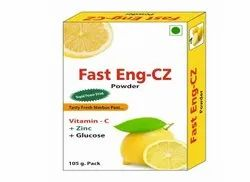 Fast Eng-CZ Energy Supplement, For Health, Packaging Size: 105 Gm