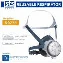 DR77R Half Face Respirator Dust Mask