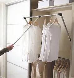 Wardrobe Pull Down Hanger