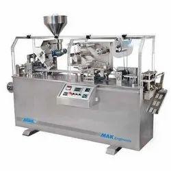 Automatic ALU Blister Machine