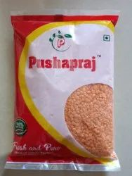 pushapraj Red Masoor Dal, High in Protein, Packaging Size: 500 g