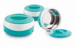 Wave 3Pc / 4Pc Gift Set Plastic Insulated Hotpot Casserole