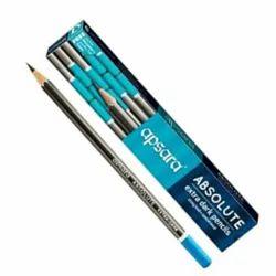 Black Wood Apsara Pencil, Packaging Size: 10 Pieces