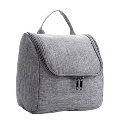 Hanging Bag For Women Travel Accessories, Large Capacity Toiletry Kit Water Resistant Organizer