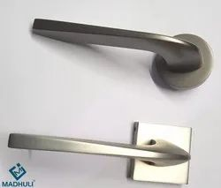 Excellent Quality Round And Square Modern Door Lever Handle-53