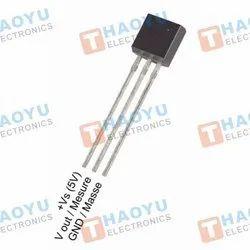 LM35DZ Transistor
