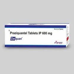 Praziquantel Tablet