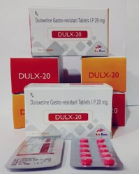Duloxetine 20mg Tablet