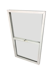 Glossy Polished Small Aluminium Window