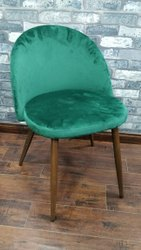 Metallic Frame Restaurant Chairs