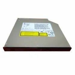 HP Aluminium External DVD Writer, For Laptop