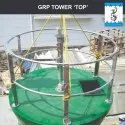 GLASS REINFORCE PLASTIC TOWER (GRP Tower)