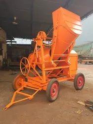 Full Bag Concrete Mixer Diesel Engine