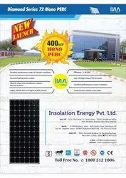 INA 400 W 24V Monocrystalline Solar Panel