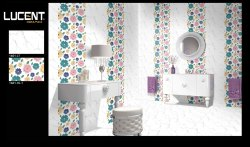10x15 Digital Ceramic Wall Tiles