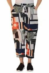 Ritsila Multicolor Cotton Printed Track Pant, Age: 15 Year To 50 Year, Size: S.m.l.xl.xxl