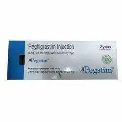 Pegstim Injection 6 Mg