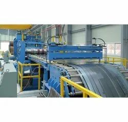 Automatic Steel Coil Slitting Line Machine, 20 Hp, 10mt To 40mt