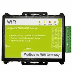 Modbus To WiFi Gateway