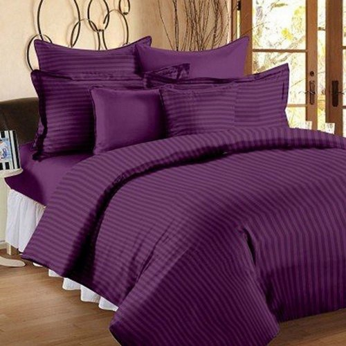 Satin Stripe Double Bed Razai