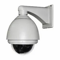 Wireless PTZ Dome CCTV Camera