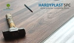 Stone Polymer Composite Vinyl Flooring