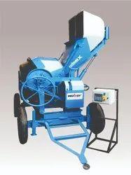 Digital Weight Hydraulic Concrete Mixer