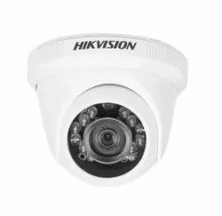 2 MP Hikvision Dome Camera, For Indoor Use, Camera Range: 20 to 25 m