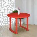 6.4 Kg Plastic Nilkamal Meridian Dinning Table
