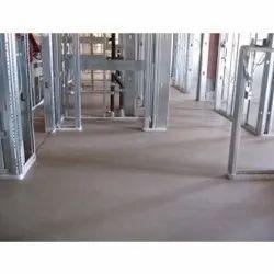 Gypsum Floor Channel