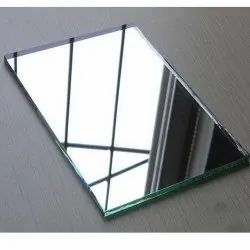 Transparent Mirror Glass, For Home, Hotel