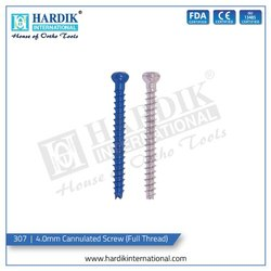 4.0mm Cannulated Screw (Fully Thread)